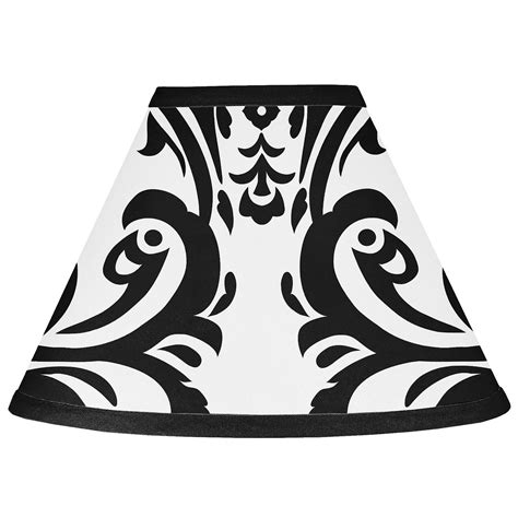 Black And White Damask L Shade Bedroom by Black And White L Shades Better Ls