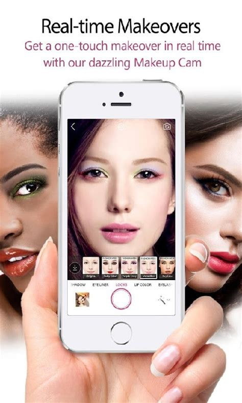 makeup apps for android free youcam makeup makeover studio apk for android getjar