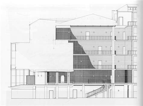 Building House Plans gallery of ad classics aarhus city hall arne jacobsen