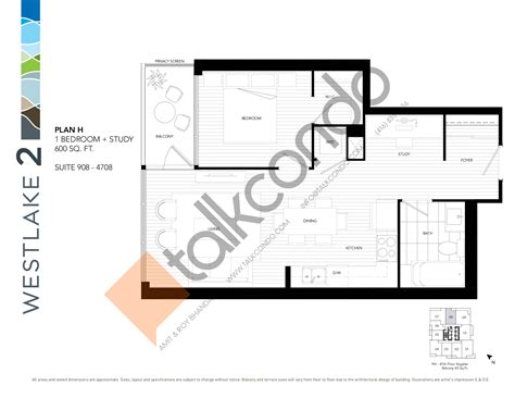 westlake floor plan westlake phase 2 condos talkcondo