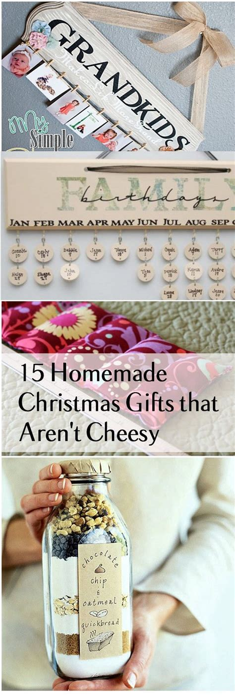 Handmade Grandparent Gifts - 25 unique craft gifts ideas on bottle