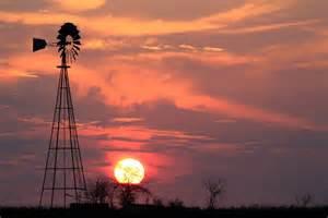 Sunset Tx Panoramio Photo Of Sunset