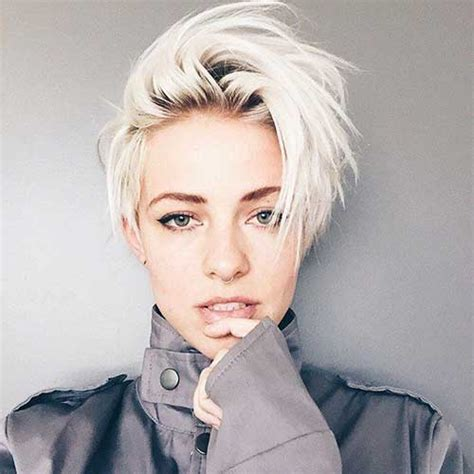 platninum hair cuts 20 blonde pixie hairstyles pixie cut 2015