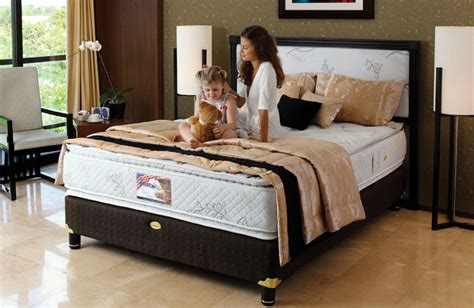 Matras American Di Surabaya american grand imperial pillowtop kingstone springbed