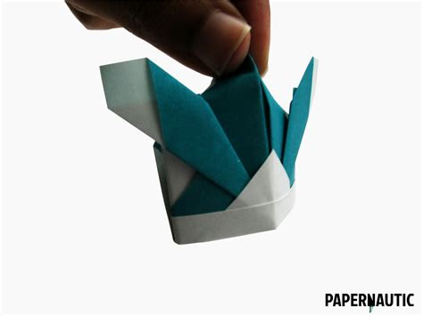 Origami Top Hat - top hat origami choice image craft decoration ideas