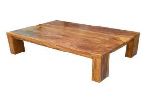 Natural Wood Coffee Tables » Ideas Home Design