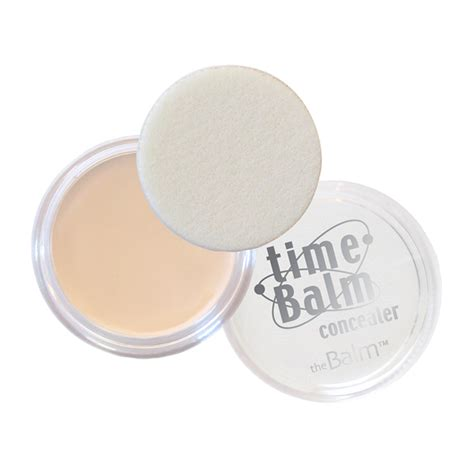 Try Before You Buy Part Iiifoundation Conceal by Thebalm Timebalm Concealer 7 5g Feelunique