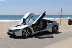 Electric Cars Bmw I8 Price Bmw I8 Going Through The