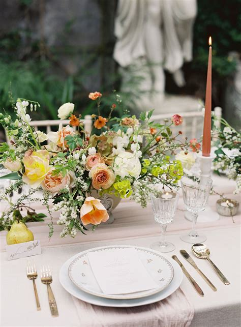 innovative ideas and trends for your wedding tables