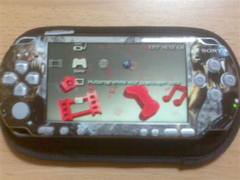 How To Make A Paper Psp - psp screen protection 7