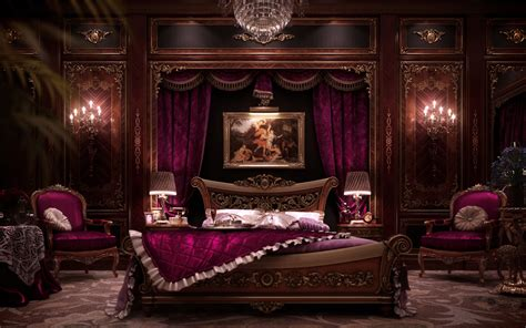Chandelier Bedding Set I Am The King Making Of Luxury Bedroom Evermotion