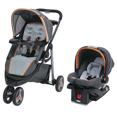 graco car seat and stroller graco modes sport click connect stroller and car seat