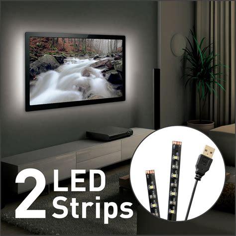 Barkan Usb Mood Light 2 Led Strips Tv Lighting Accessories Led Mood Lighting Strips