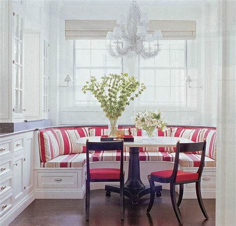 ideas for breakfast nooks breakfast nook layout style ideas romantichomedesign com
