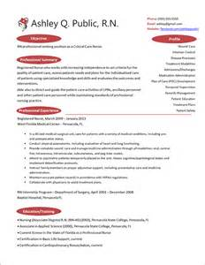 professional resume writers for nurses