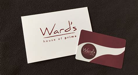House Of Prime Rib Gift Card - gift cards wards house of prime rib