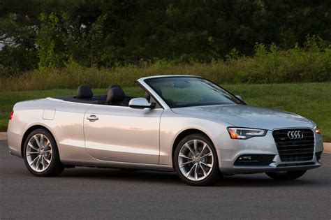 audi convertible 2016 used 2016 audi a5 convertible pricing for sale edmunds