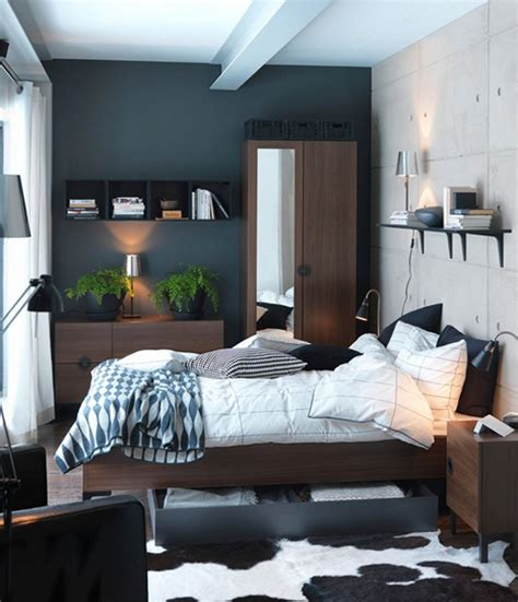 21 inspiring small space decorating ideas for studio black and white small bedroom designs www redglobalmx org