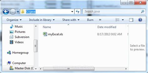 java pattern with exle java excel reader spreadsheet xls jexcelapi