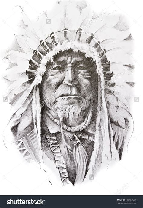 indian chief tattoo designs 26 indian chief tattoos and designs ideas
