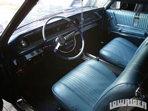 1965 Impala Interior by 1965 Chevrolet Impala Lowrider Magazine