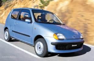 Fiat Sicento Fiat Seicento 1998 1999 2000 2001 Autoevolution
