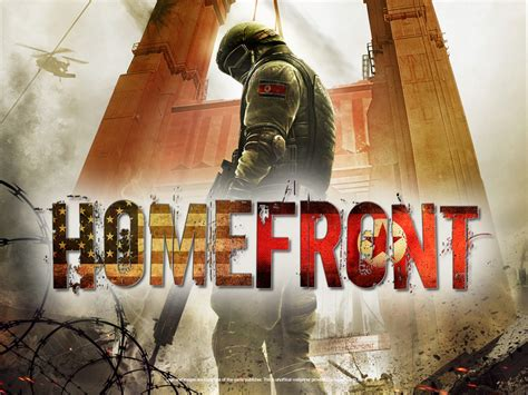 gamewallpapers homefront game