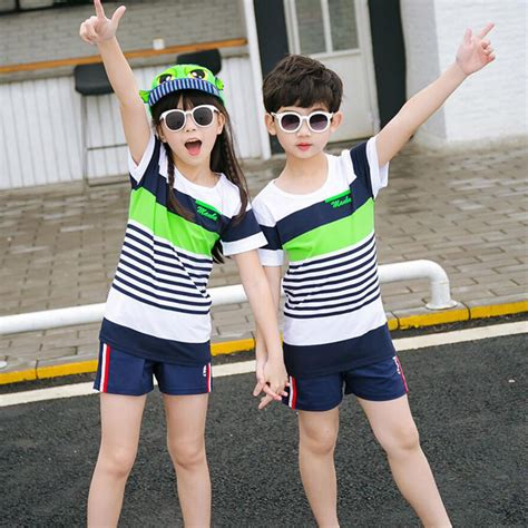 Matching Striped Shorts matching family clothing fashion clothes
