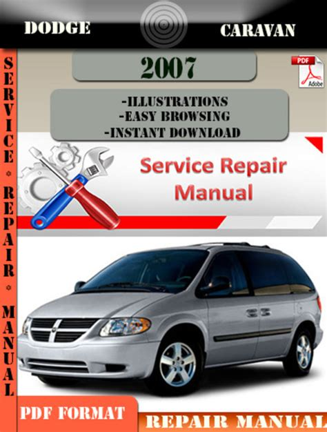 download car manuals pdf free 2007 dodge caravan on board diagnostic system dodge caravan 2007 factory service repair manual pdf zip download