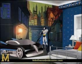 Batman Decor For Bedroom Decorating Theme Bedrooms Maries Manor Superheroes