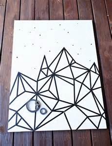 10 diy wall decorations with washi tape designrulz
