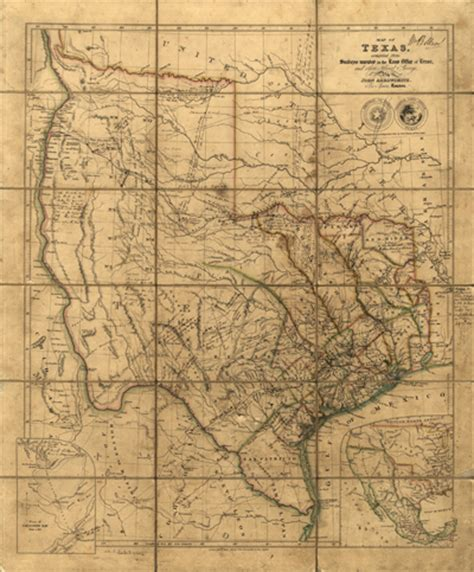 antique texas map usa state antique historical royalty free clip maps