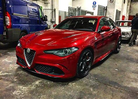 Alfa Romeo Verde by Alfa Romeo Giulia Quadrifoglio Verde 2016 Spazio Alfa Romeo