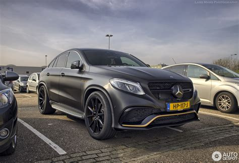 Mercedes Gle 63 Amg by Mercedes Amg Gle 63 S Coup 233 10 March 2016 Autogespot