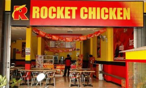 pertumbuhan outlet kian berlipat waralaba rocket chicken