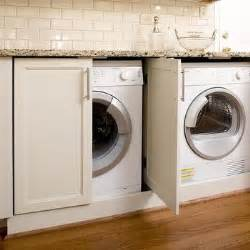 Washer And Dryer Cabinets by White Laundry Room Cabinets Traditional Laundry Room