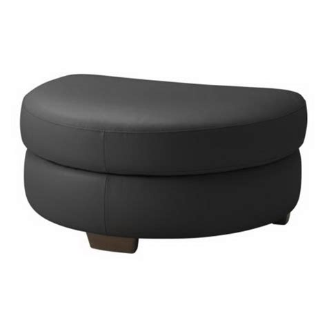 Wicker Ottoman Ikea Ikea Leather And Rattan Footstools For Living Rooms Stylish