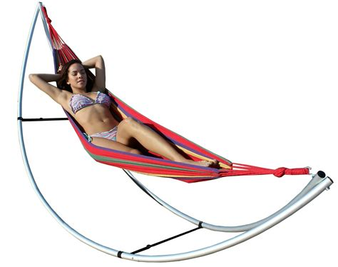 Collapsible Hammock Portable Travel Folding Hammock With Aluminum