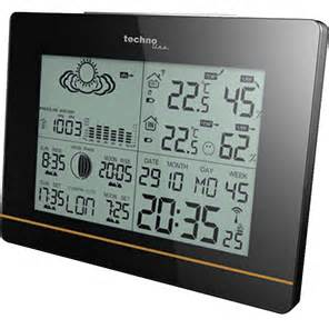 weather for home all in one wireless weather station climemet cm2026