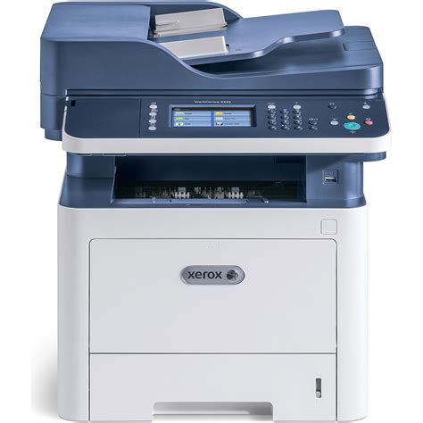 Printer Multifunction xerox workcentre 3335dni a4 mono multifunction laser