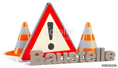 Baustellenschild Zeichen by Quot Baustellenschild Quot Stockfotos Und Lizenzfreie Bilder Auf