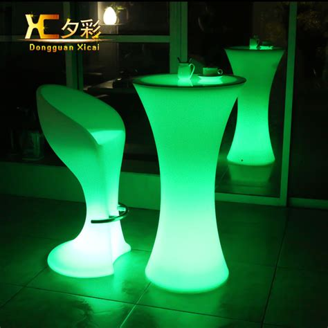 Led Bar Table Led Furniture Set 187 Cube Chair Table Sofa Aliexpress Finds Aliexpress High Quality