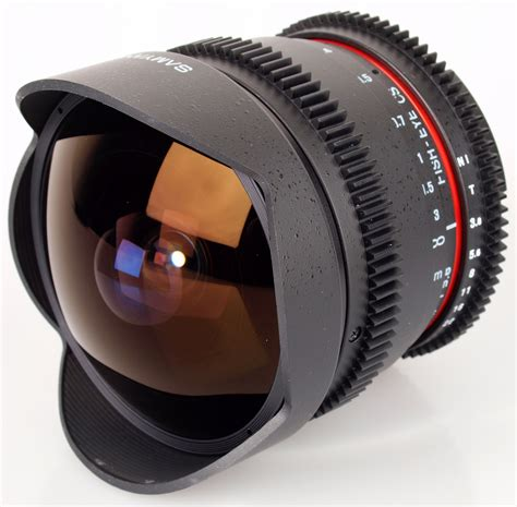 Fish Lens by Samyang 8mm T3 8 Asph If Mc Fisheye Cs Vdslr Review