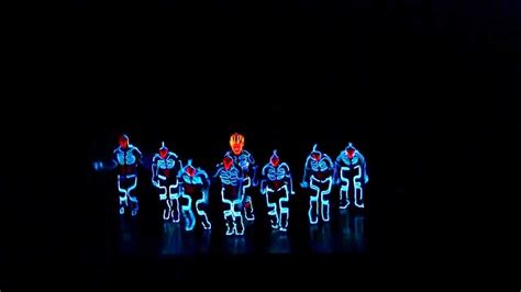 Light Dancers by Amazing Performed By Wrecking Orchestra