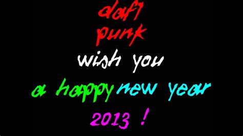 daft punk year happy new year daft punk the prime time of your life