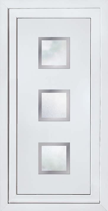 Contemporary Upvc Front Doors Modern Contemporary Glazed Panels Upvc Door Panel Door Panels Infill Panels Glazing