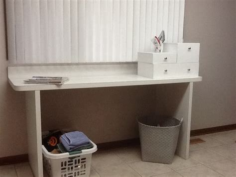 laundry room table top laundry room folding table