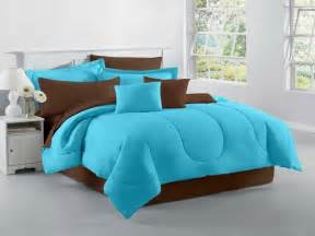 Brown turquoise comforter sets brown and turquoise bedding brown and