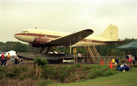 Dc Judiciary Search Disclaimer Florida Memory Douglas Dc 3 Aircraft Configured With Pontoons On Display At The