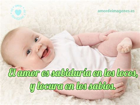 imagenes tiernas de bebes con frases de amor im 193 genes de bebes con frases lindas gratis